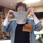 Barb's Knit Cowl