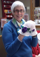 Nancy's Crochet Hat