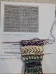 Judith's Fair Isle Knitting