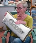 Donna's Walleye Printed Pillow