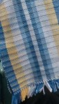Sally B's Woven Table Runner
